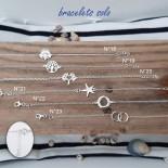 Bracelet solo en argent massif (planche n°4)