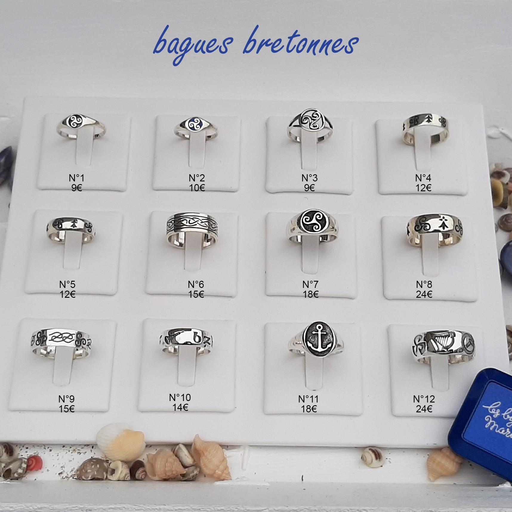 bijoux argent morbihan