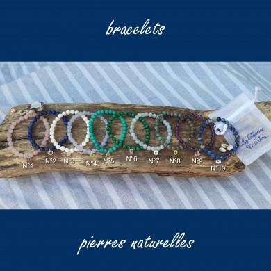 Bracelets enfant en pierres naturelles