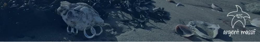 Créoles argent massif - Les Bijoux Marine